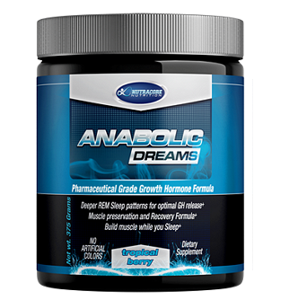 burn fat, sleep, anabolic dream