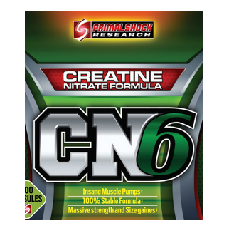 CN6, Pre-workout, supplement
