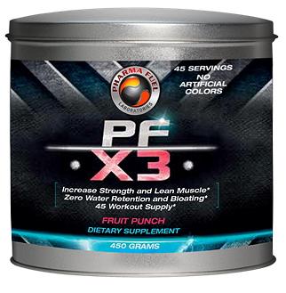 PF X3